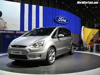 New Ford S-Max 2009 2010