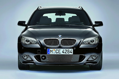 BMW 5 Series Touring with M sports package 2009 2010
