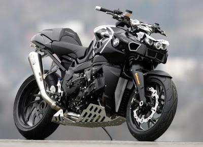 BMW K1300 black