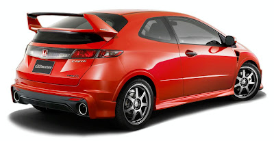 European manufactured Honda Civic Type R 2010 to be sold in Japan