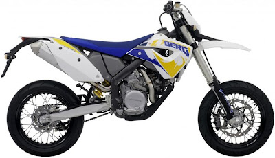 2010 Husaberg FE 390 First Ride