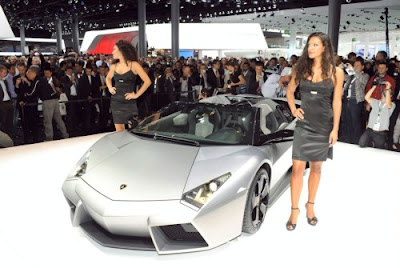 Lamborghini Reventon Roadster 2010 Photos, Reviews and Specification