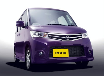 Nissan Roox Mini 2009  Announced for Tokyo Premiere