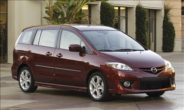 The 2010 Mazda5 Reviews and Specification