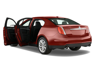 The 2010 Lincoln MKS Reviews and Specification