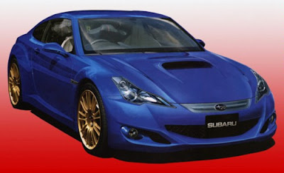 2010 Subaru Coupe 216A Further Details : Review and Specification