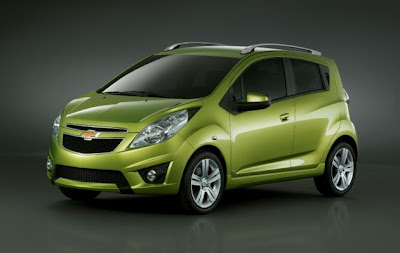 Chevy Spark 2010 : Reviews and Specs