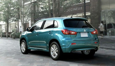 2010 Mitsubishi RVR Compact Crossover First Look