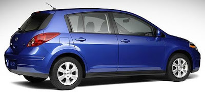 2010 Nissan Versa Hatchback User Reviews