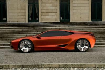 New BMW M1 Concept 2010