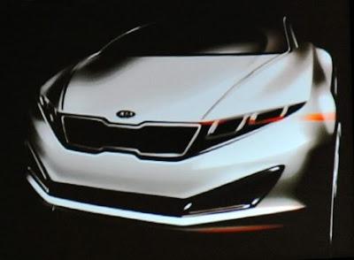 Kia K9: debut postponed to 2012