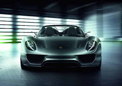 2010 2011 Porsche 918 Spyder : Reviews and Specification