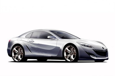 New  2013 Mazda RX-7(called Mazda RX-9): its rotary engine Wankel Renesis could have the turbo