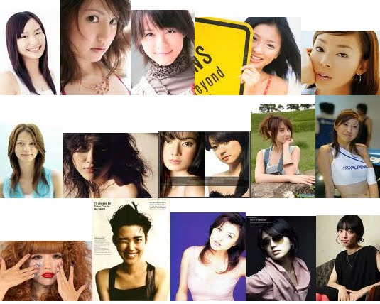 ALL JAPANESE MODEL