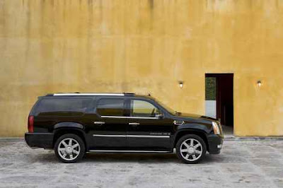 2010 2011 Cadillac Escalade ESV Reviews