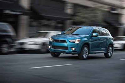 2011 Mitsubishi Outlander Sport :Reviews and Specification