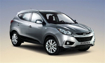 Hyundai Tucson Consumer Dominant