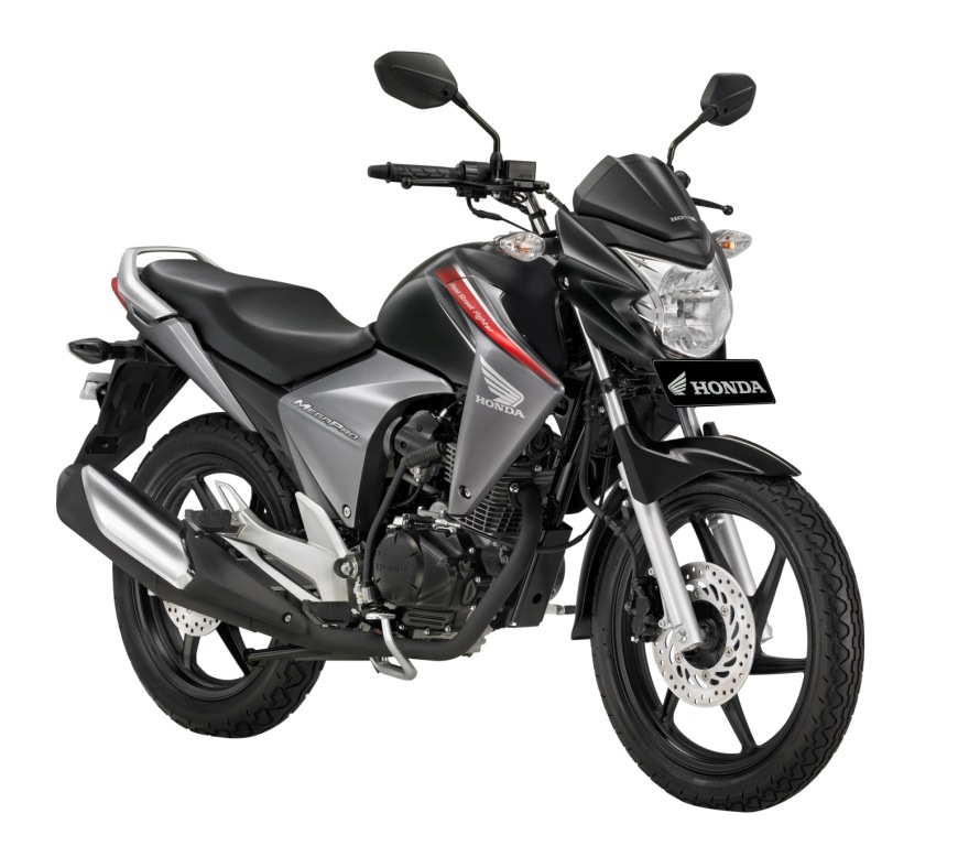 Perbandingan Motor Jepang: New Mega Pro VS Yamaha Bison ...