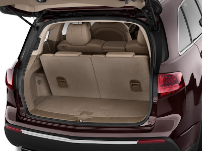 2010 2011 Acura MDX 6-Spd AT w/Tech Package: Reviews, Price and Engine Specification