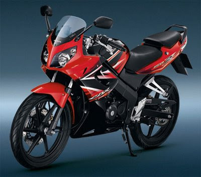 New Honda CBR 150 2011 Red