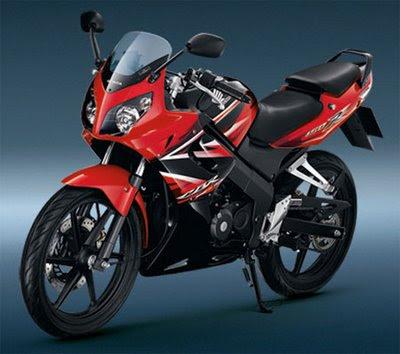 New Honda CBR 150 2011 Red