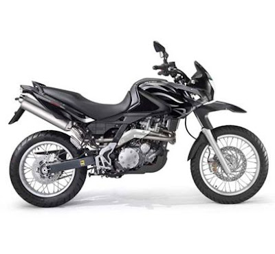 406x375 The New Aprilia Pegaso 650 Trail 2011  Reviews, Price and Specs