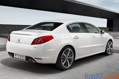 Peugeot 508: Prices from 23,400 to europubblicato pafina   Not only is the new flagship. It is only the first Peugeot model to be designed according to the dictates of the renewed course style. The 508 also has the