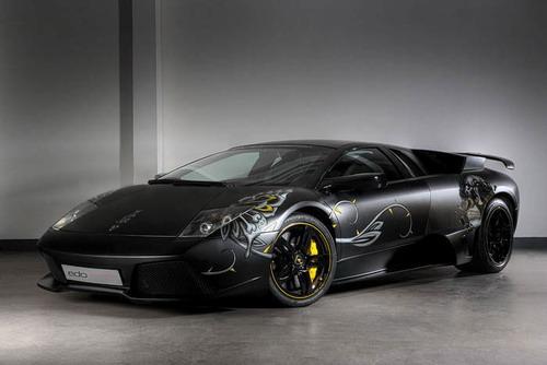 2011 Lamborghini Murcielago: