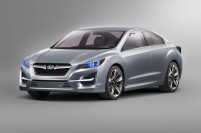 New 2011 Subaru Impreza Concept , Reviews and Specs