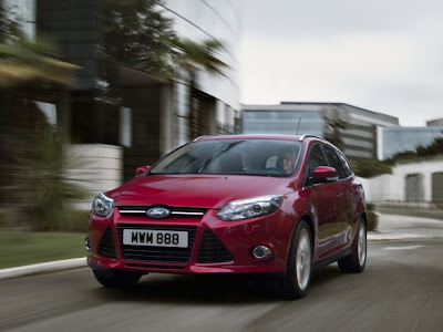 New 2011 Ford Focus: price from 15,995 pounds in Britain