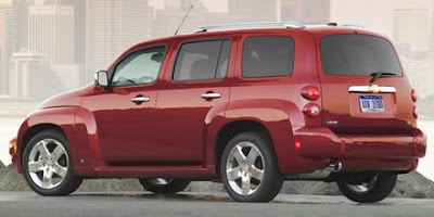 2011 .New Chevrolet HHR 2LT :Reviews and Specification