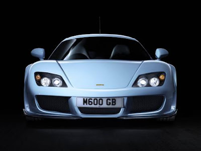 2011 Noble M600 : Photo Release