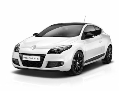 Renault Mégane Coupé Monaco GP limited edition 2011:Photo andReview