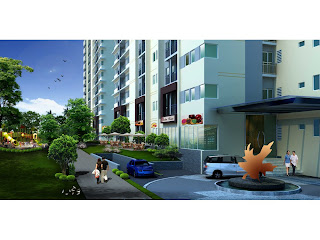 jogging track maple park residences