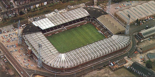 Old Trafford in 1984