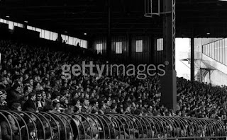 Beautiful Getty Image of the Stretford End