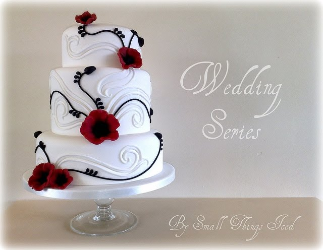 Wedding Series by Small Things Iced