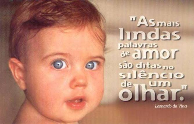 Acredito que um olhar....
