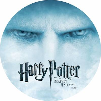 harry potter and the deathly hallows dvd cover art. harry potter 7 dvd art. harry