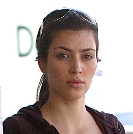 Adriana Lima Kim Kardashian