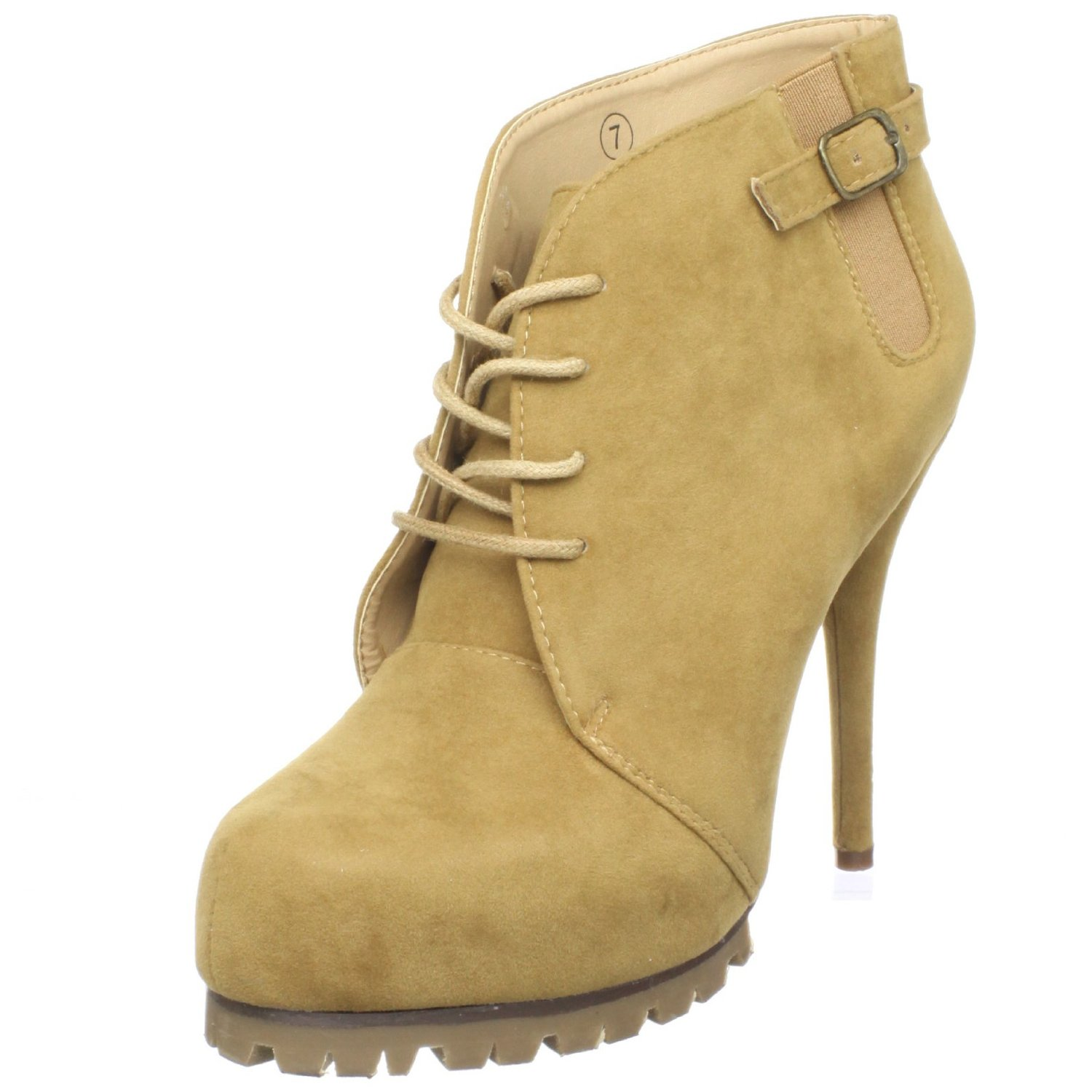 Browse and shop a few pair of chic, nude/natural toned boots below and get ...