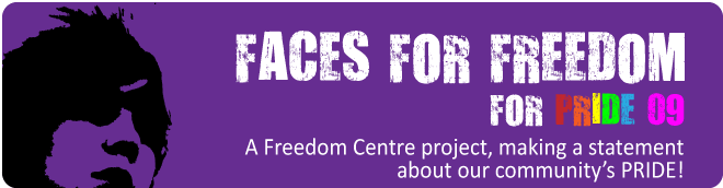 Faces for Freedom