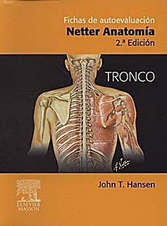 fich Netter: Anatoma. Fichas de Autoevaluacin. Tronco 2da Edicin   John T. Hansen