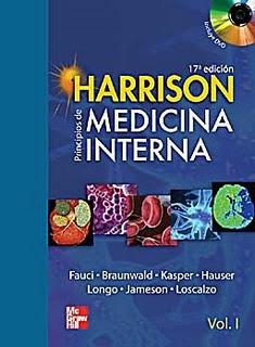 harrison17 Principios de Medicina Interna Harrison 17ma Edición