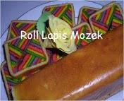 Roll Lapis Mozek