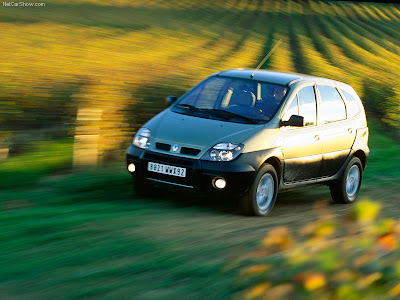 1999 Renault Scenic Rx4 Sexy Cars Girls Entertainment