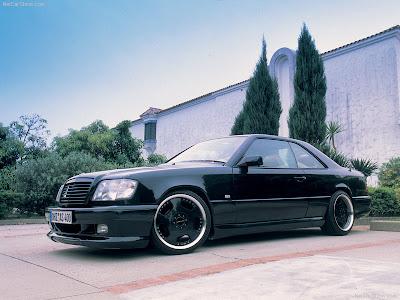 1997 wald mercedes benz w124 e. 1997 Wald Mercedes-Benz W124