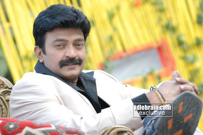 DrRajasekhar-Telugu Hero