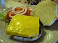Click to enlarge – Cheeseburger, no fries.