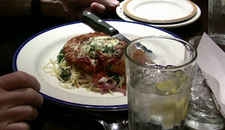 Traditional Chicken Parmesan